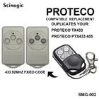 PROTECO fixed code 4...