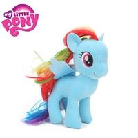 2018 17cm My Little Pony Plush Toys Friendship Is Magic Rarity Spike Applejack Fluttershy Rainbow Dash