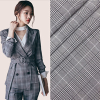 Fabric Fashion Business Pants Suit Dress Shirt Skirt Fabric DIY Fabric Cloth Handmade Width 1.5m*Length 1m B109