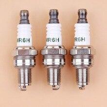 3 шт./лот набор свечей зажигания для замены NGK стандартный штекер свечи зажигания 3365 CMR6H 3365 CMR6H