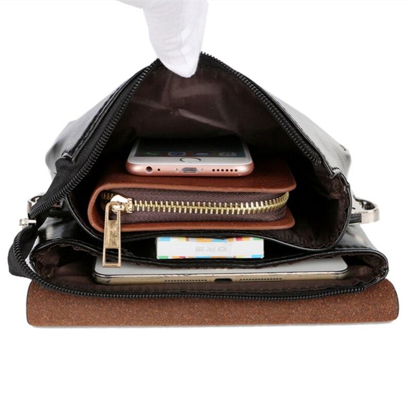 2017 novas bolsas de couro Tipo de Ítem : Messenger Bags
