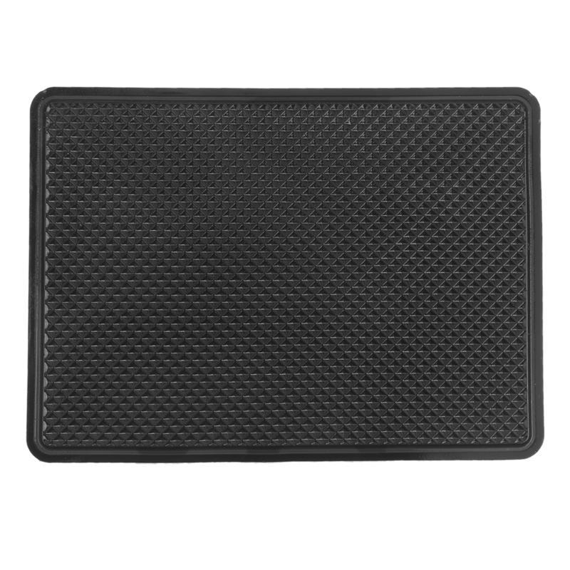 VODOOL 19x12 см силиконовый автомобильный Противоскользящий коврик для приборной панели телефона MP3 gps солнцезащитные очки держатель для ключей кронштейн нескользящий коврик автомобильный гаджет