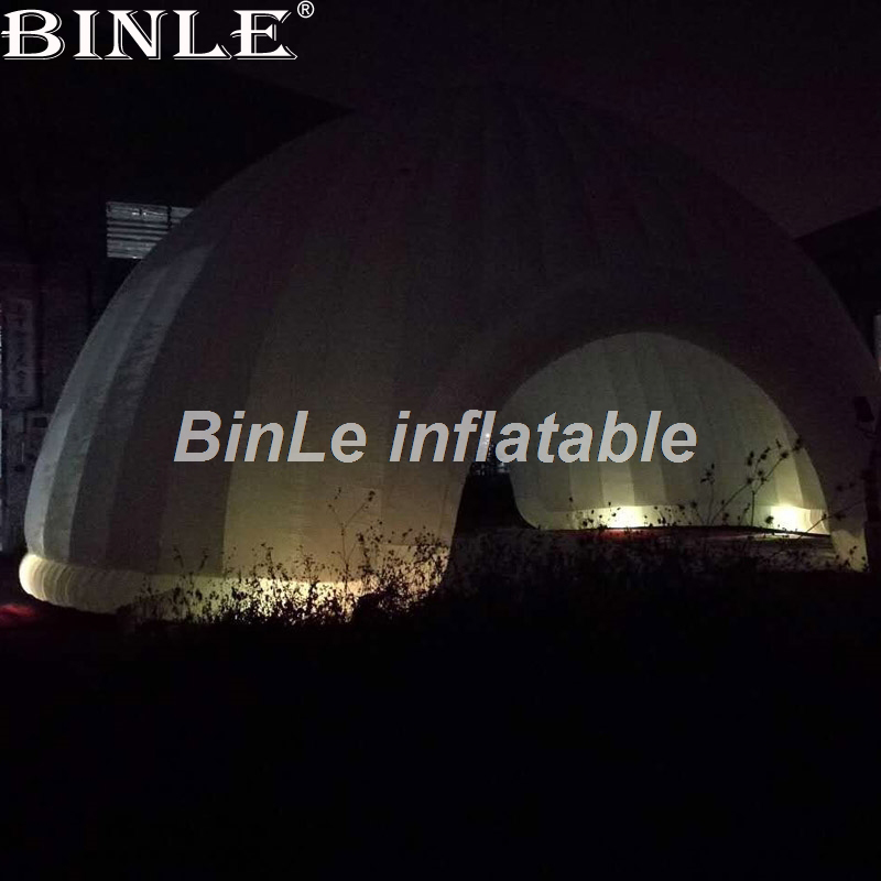 10m commercial rental house china outdoor beach garage wedding large car event cube party price camping inflatable tent with led free shipping lighting large inflatable spider tent for party event exhibition rental