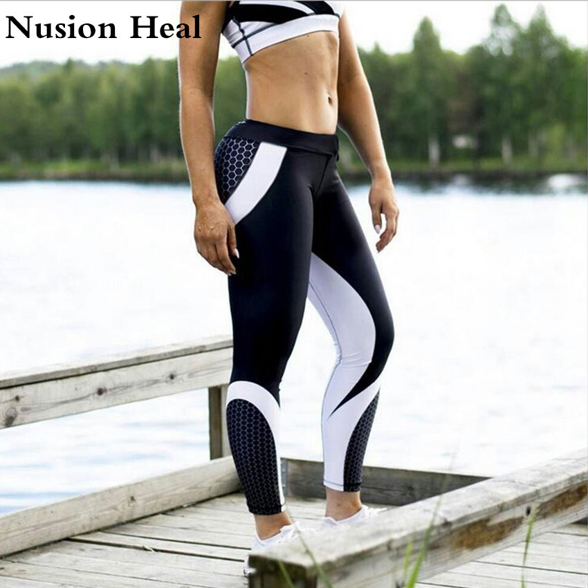 Yoga Pants For Sporting Leggings Clothing For Womens Fitness Quick Dry Pants High Waist Yoga Leggins Fitness Workout Leggings