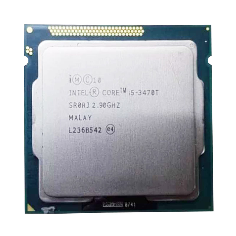 Intel Core I5-3470T Processor 8M Cache, 2.9GHz 35W LGA 1155 Desktop CPU