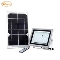 Renepv solar lighting system 7W monocrystalline silicon panel with 5W floodlight lamp kit