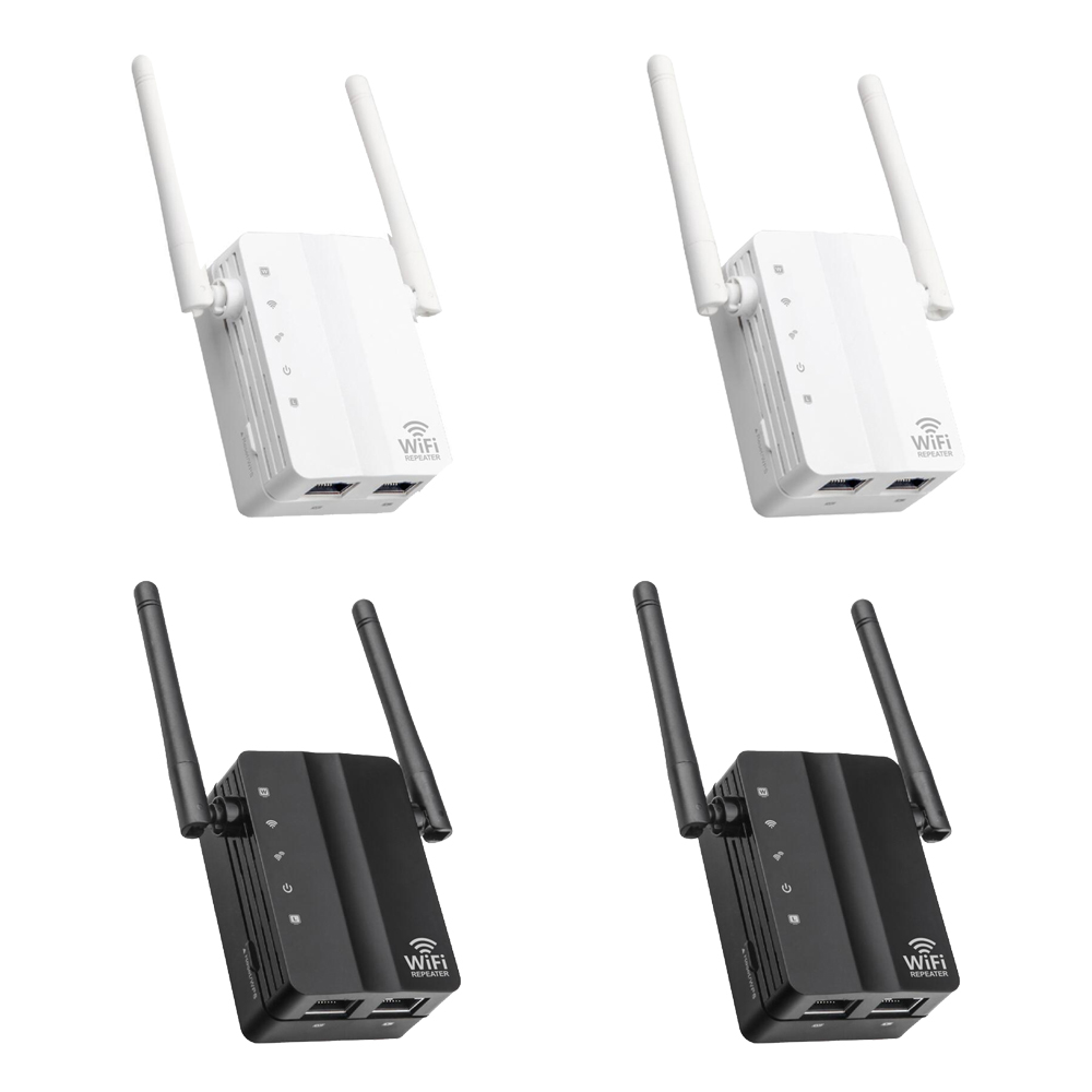 300Mbps Wireless WiFi Repeater Extender Booster Repetidor Signal Amplifier Reapeter