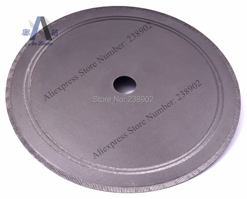 18 450mm  Diamond Saw Blade/ Notched Rim Diamond Lapidary Saw for Gemstone/Cutting Glass/Jade/Agate/Crystal/Charcoal etc18 450mm  Diamond Saw Blade/ Notched Rim Diamond Lapidary Saw for Gemstone/Cutting Glass/Jade/Agate/Crystal/Charcoal etc