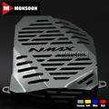 For YAMAHA NMAX 155 N-MAX155 N-MAX 155 2015-2016 Motorcycle Radiator Grille Guard Cover Protector Titanium