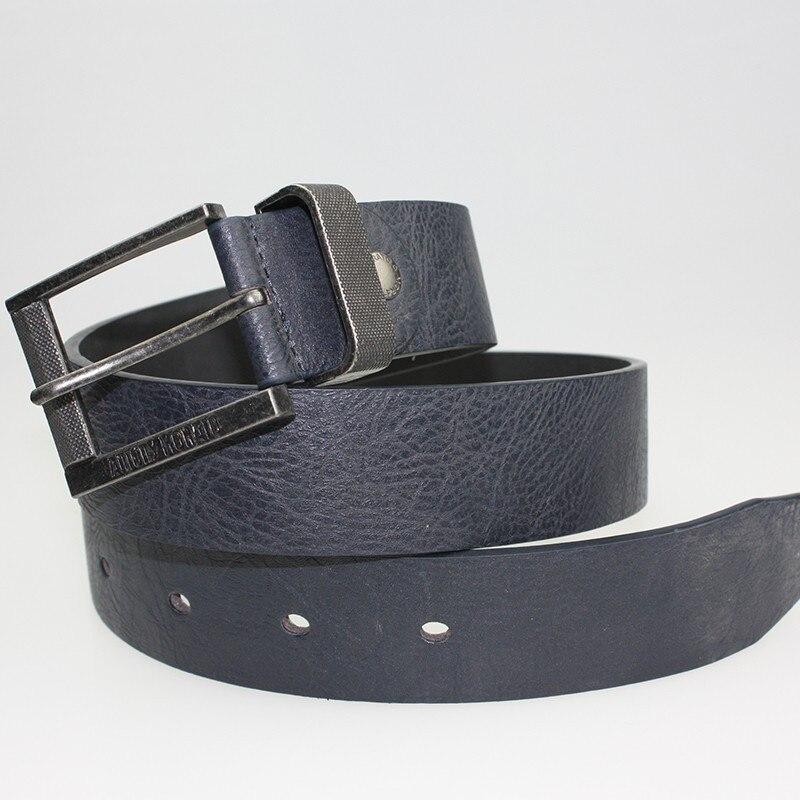 Модные PU 3.8 см широкий пояс кожаные мужские с железной пряжкой дизайнер ремни мужские высокое качество
