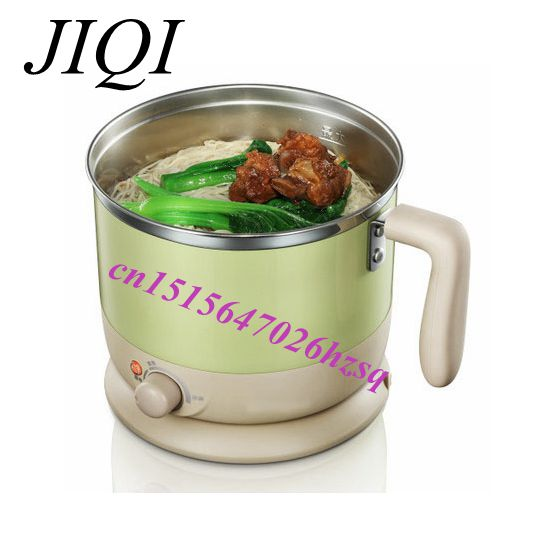 Mini Electric Pans Dormitory electric cooker Automatic power-off Portable 220V 600W Multifunctional Electric Heat Pots hot pot household mini electric induction cooker portable hot pot plate stove dorm noodle water congee porridge heater office eu us plug