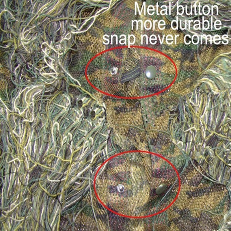 CAMO GHILLIE Hunting Clothing (10)
