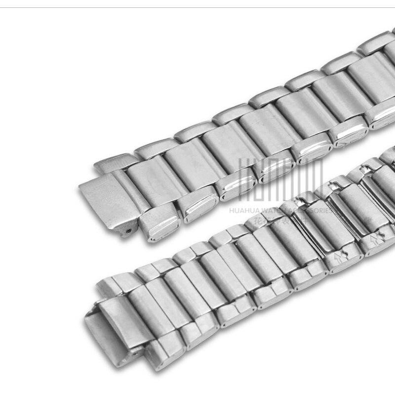 Image 3 - The latest! Suitable for Casio EF 316D strap Steel belt  watch accessoriesbelt accessoriesbelt flexbelt running -