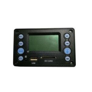 Image 4 - Tenghong decodificadores MP3 Bluetooth 4,2 con grabación, MP3 WAV WMA APE DC5V, batería de 12V, placas decodificadoras de entrada de Audio bidireccional para bricolaje