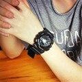 Дети Цифровые Часы Малыш Мальчик в Девочке Открытый Спортивные Часы ПРИВЕЛО Силиконовые часы Наручные Мода Шок Relogio Feminino H65
