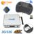 S912 KB2 Pro 3 GB RAM DDR4 32 GB Amlogic Octa núcleo Android 6.0 Caixa de TV inteligente 2.4/5.8G Dupla Wifi 4 K H.265 3D Set Top Box + i8 teclado