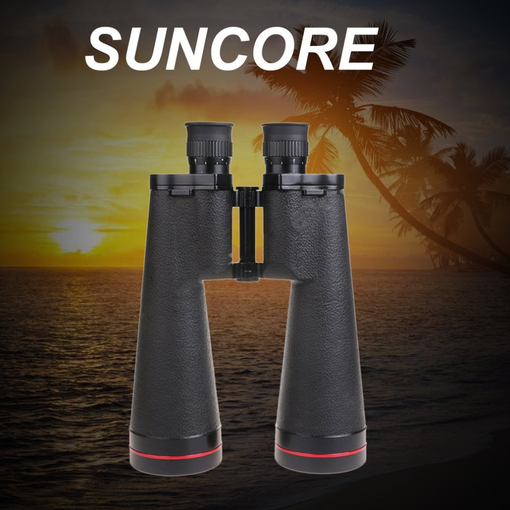 Suncore High Powered Binoculars 20X70 Ultra HD Professional Binoculars Waterproof Fogproof Telescope for Sightseeing Hunting bresee high powered telescope hd 7x50 binoculars for hunting and outdoor adventure