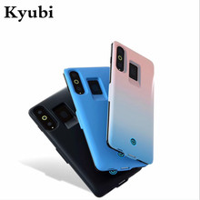 Ultra Thin Charging Case For Samsung S10 plus s10e Luxury External Battery Pack Backup Charger Case for Galaxy S10 Power Case