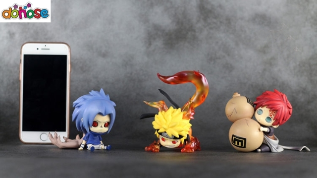 Naruto Action Figure Collection