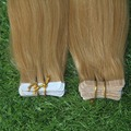 """20""""22""""24"""" Hot Sales Wholesale Remy Tape Hair Extensions 40pcs Skin Weft Tape Hair Extension Straight Tape Hair Extensions Virgin"""