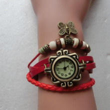 1Pcs Watch Butterfly Bracelet Watch Quartz Movement Wrist Watch Girl Women