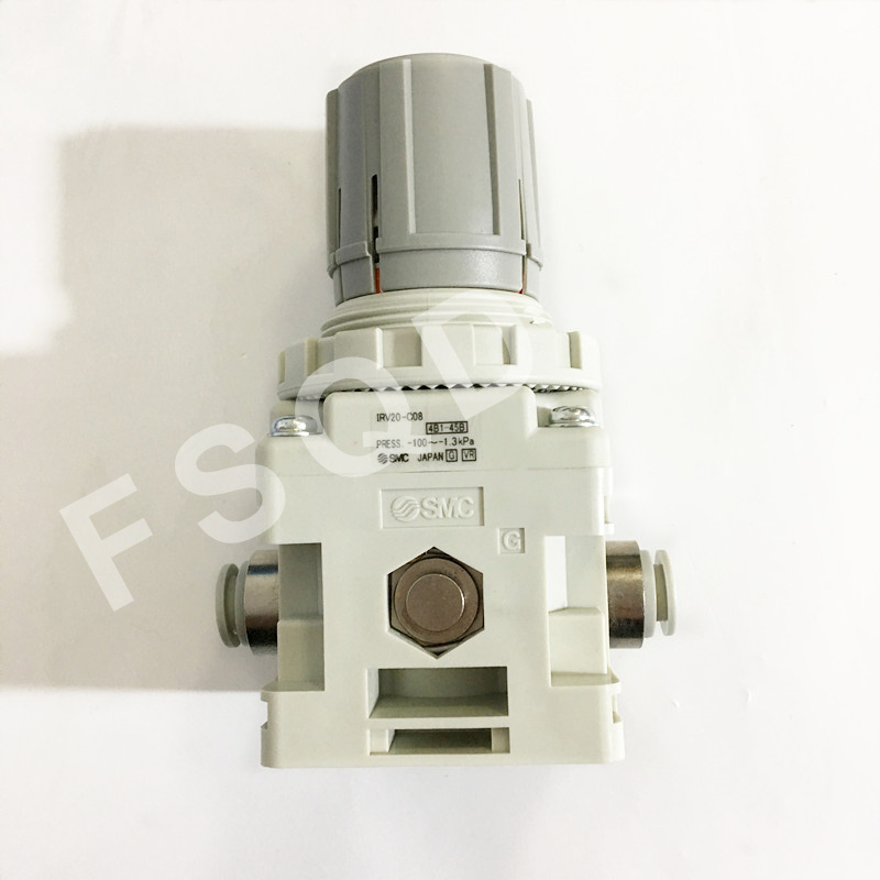 SMC IRV Vacuum pressure regulating valve Pressure reducing valve IRV20 C08 IRV20 C10 IRV10 C06 IRV10