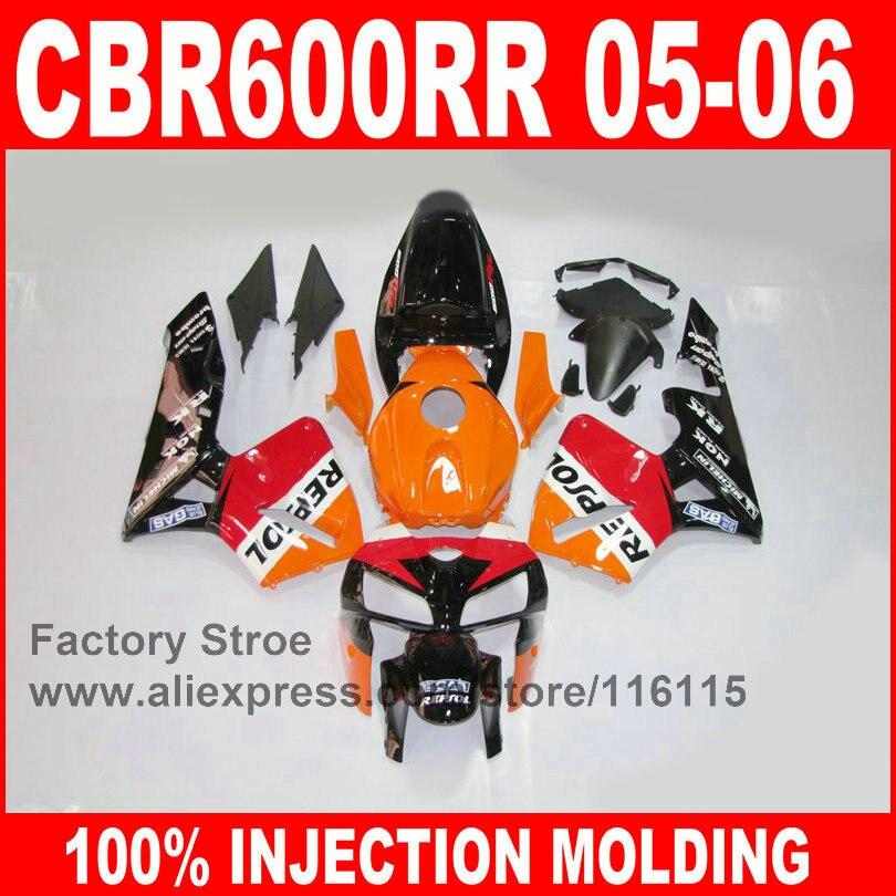 ✅Pintura personalizada 100% Piezas de motocicleta de inyección para ...