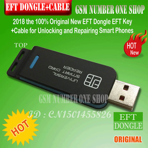 Image 5 - 2020 original new EFT DONGLE AND 2 IN 1 CABLE SET / eft dongle EFT Key + 2 in 1 cable  for Unlocking and Repairing Smart Phones