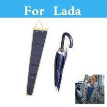 Foldable Car Seat Back Umbrella Storage Organizer Cover Case For Lada 1111 Oka 2105 2106 2107 2109 2110 2112 2113 2114 2115