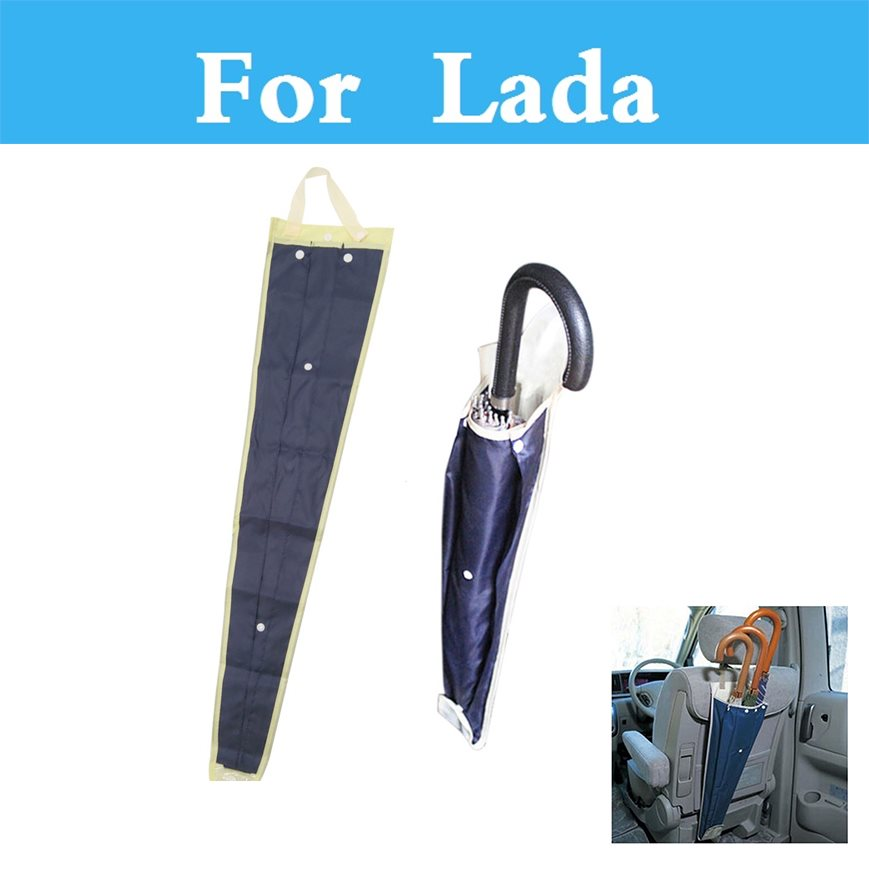 Foldable Car Seat Back Umbrella Storage Organizer Cover Case For <font><b>Lada</b></font> 1111 Oka 2105 2106 2107 <font><b>2109</b></font> 2110 2112 2113 2114 2115 image