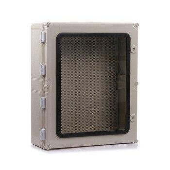 Ev Dekorasyonu'ten Tel Bağlantı Kutuları'de 600*500*195 Açık su geçirmez kutu Paslanmaz çelik su geçirmez kutu Endüstriyel su geçirmez kutu SP ST 605019