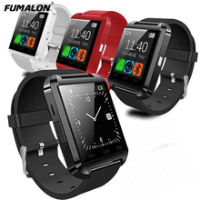 2018 Watches Bluetooth smart watch U8 Wrist Watch For Phone 4 4S 5 5S 6 and