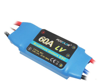 FlyColor 60A 2S 4S Brushless Motor ESC Speed Controller For RC Plane Helicopter