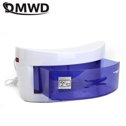 DMWD Ultraviolet Disinfection Single Layer For Beauty salon nail Towels Tool and Apparatus Disinfection Cabinet UV Sterillizer