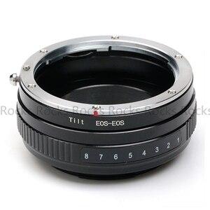 Image 3 - הטיה חליפת מתאם מאקרו עבור Canon EOS EF הר העדשה חליפה לcanon EOS 5D II III 60D 700D 450D 50D
