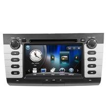 7″ Car DVD Player GPS Navigation System for Suzuki Swift 2004 2005 2006 2007 2008 2009 2010 2011 Radio RDS Bluetooth Handsfree