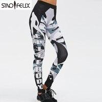 Yoga Pants Fitness Clothing Legging Army Camouflage Workout Clothes Camo Legging Women Sportswear Female Military Legging