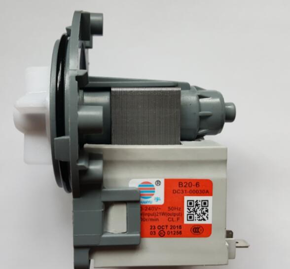 Washing Machine Parts Drain pump motor B20-6 wf-c863 wf1600ncw 1702wcs