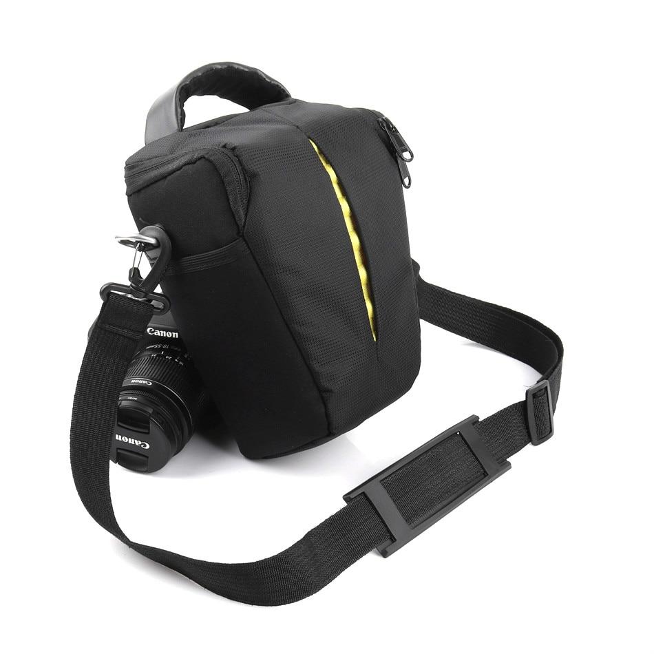 DSLR Camera Bag Case for PENTAX K5 K5IIs KR K30 K50 K-50 K-3 K3II KX K1 K70 K-70 K-500 K-r K-x K-m Q-S1 Q10 Q7 Q K-01 KP Color : Red