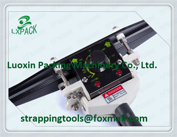 LX-PACK Brand Impulse Heat Sealers for continuous sealing of thermoplastic films polyethylene 24''-40