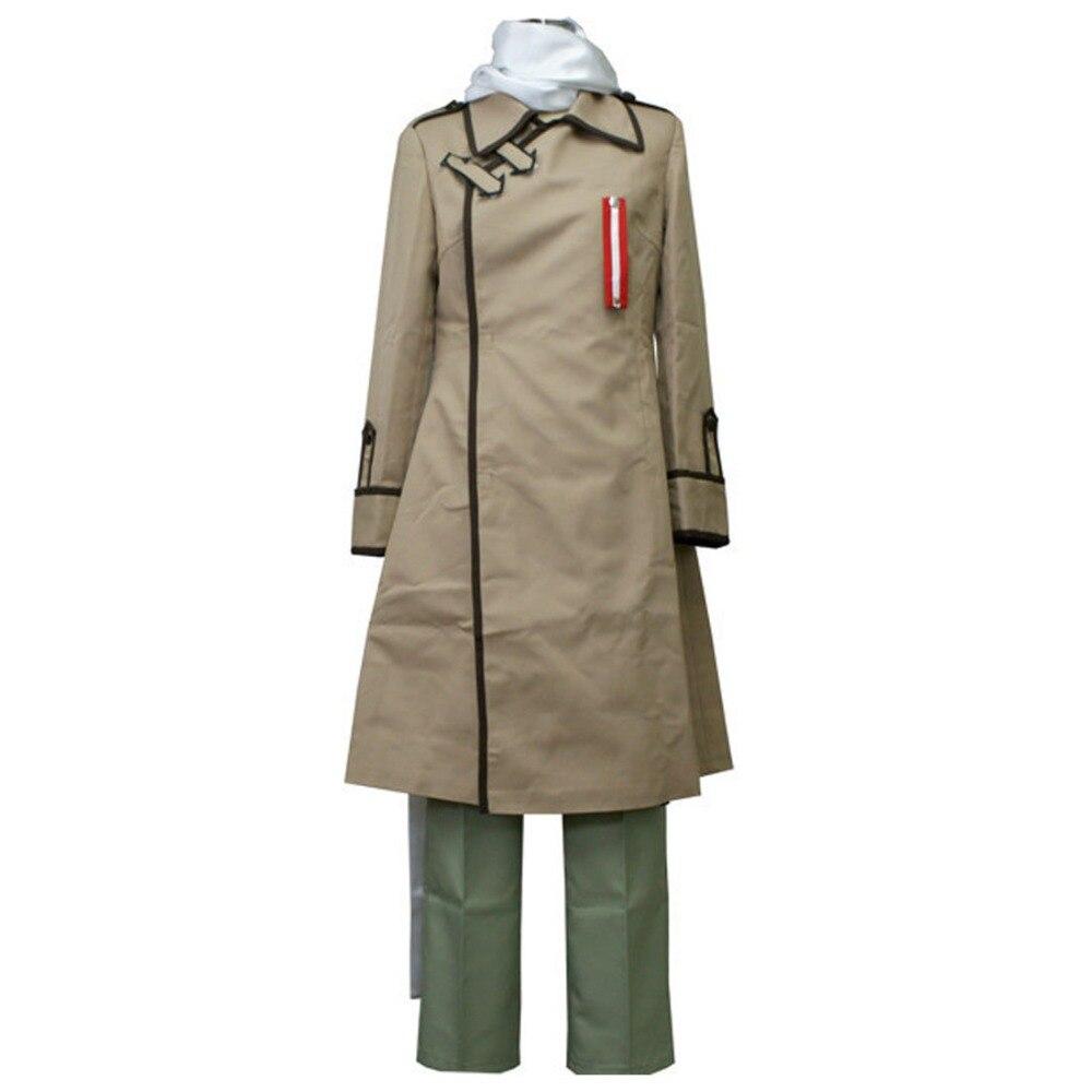 2017 Customized Axis powers APH Hetalia Russia Cosplay Costume Ivan Braginski