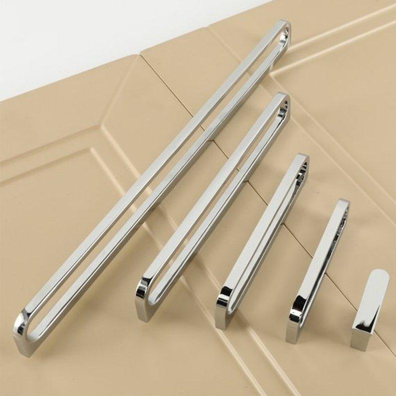 Drawer Pulls Handles Chrome