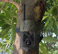 HC500G Caça Câmera 3G GPRS SMTP MMS/SMS 12MP HD 1080 P Wildlife Trail Monitoramento Remoto Da Câmera PIR Survelliance