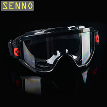 Anti Fog Safety Goggles Windproof Tactical Goggles Anti-Shock and Dust Industrial Labor Protective Glasses Outdoor Riding