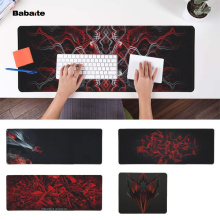 Babaite Hot Sales Abstract Red Vitesse Laptop Computer Mousepad Free Shipping Large Mouse Pad Keyboards Mat