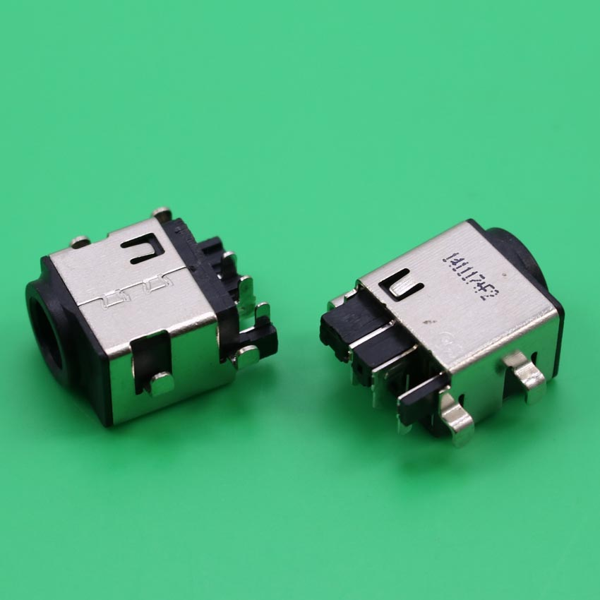 цена 10 pcs free shipping NEW DC Jack For SAMSUNG RV410 RV411 RV420 RV510 RV511 RV515 AC DC Power Jack Port Socket Connector Laptop