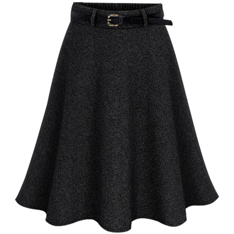 Aliexpress.com : Buy Plus size woman skirt empire formal A line ...