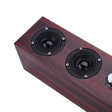 Wooden Bass Speaker for Home Theater