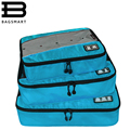 BAGSMART 3 Pcs/Set New High Capacity Travel Bags Nylon Women Travel Bags Designer Bag Brand Duffle Men's Travel Bags Suitcase