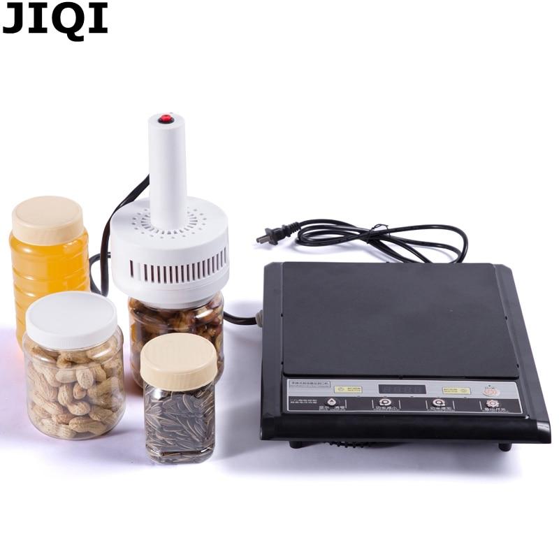 JIQI 0.8-1.2KW Adjustable Power 20-100mm Sealing Diameter Household Electromagnetic Induction Sealing Machine Auto Count SealerJIQI 0.8-1.2KW Adjustable Power 20-100mm Sealing Diameter Household Electromagnetic Induction Sealing Machine Auto Count Sealer
